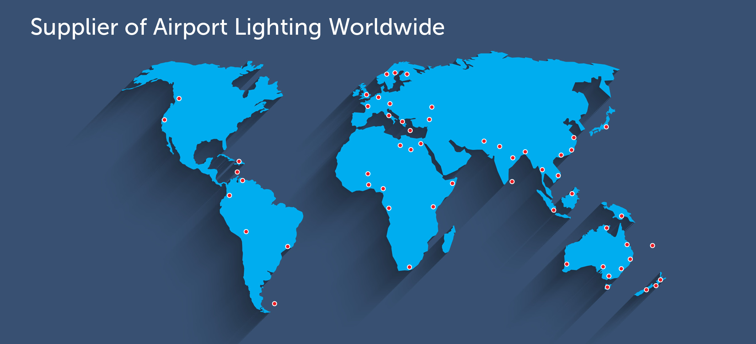 Supplier of Airport Lighting Worldwide